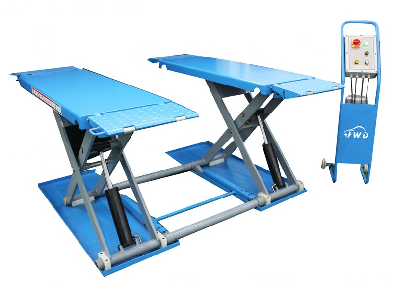 Scissor Car Lift Used