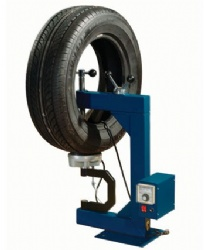 Tubeless tire point vulcanizing machine