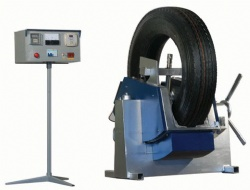 tyre partial vulcanizing making machine