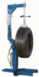 tubeless tyres point type vulcanizing machine