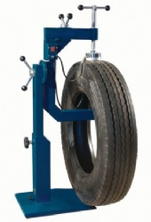 overturn vulcanizing machine for car tires