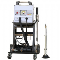 Aluminum auto outline restotation machine
