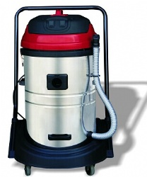 Stainless Steel Wet&Dry Vacuum Cleaner