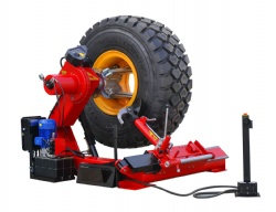 Semi-Automatic Tyre Changer for Truck and Bus