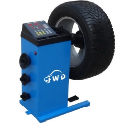 Manual Wheel Balancer