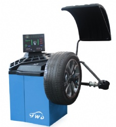 3D Automatic Wheel Balancer